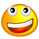 Yahoo Laughing emoticon (Laughing Emoticons)