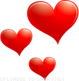 Love Is In The Air emoticon (Black Emoticons)
