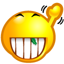 clipart bye smiley