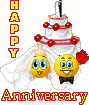 Wedding Anniversary emoticon