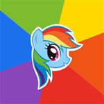 Rainbow Dash Meme emoticon (Meme emoticons)