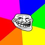 trollface meme smiley
