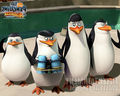 POM: Penguins Of Madagascar emoticon (Penguin emoticons)