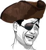 yao ming pirate rage smiley