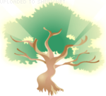 Spiritual Tree emoticon
