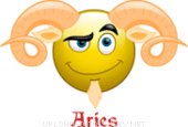 Aries Zodiac Sign emoticon (Zodiac emoticons)