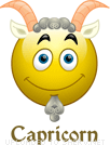 Capricorn Zodiac Sign emoticon (Zodiac emoticons)