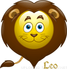 Leo Zodiac emoticon (Zodiac emoticons)