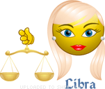 Libra Zodiac Sign emoticon (Zodiac emoticons)