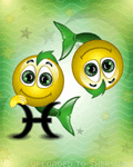 Pisces Sign emoticon (Zodiac emoticons)