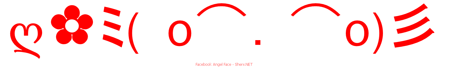 Facebook Angel Face Text Emoticon Free Text And Ascii Emoticons