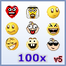 Emoticons Pack 5