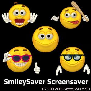 SmileySaver Screensaver
