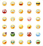 The full collection has 30 emoticons